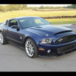 Ford Shelby Gt 500 Supersnake Wallpaper