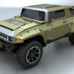 Hummer HD Wallpaper