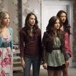 Pretty Little Liar HD Wallpaper 2013