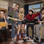 The Big Bang Theory HD Wallpaper 2013
