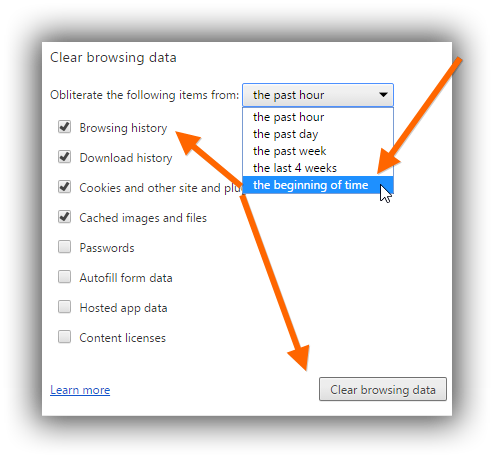 Privacy: How to delete your browsing history on Windows 10