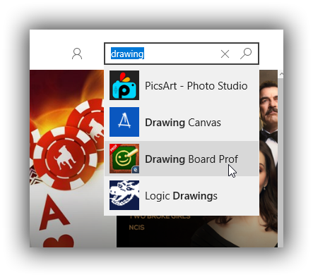 Creative how to draw in windows 10 for App that makes pictures look like paintings
