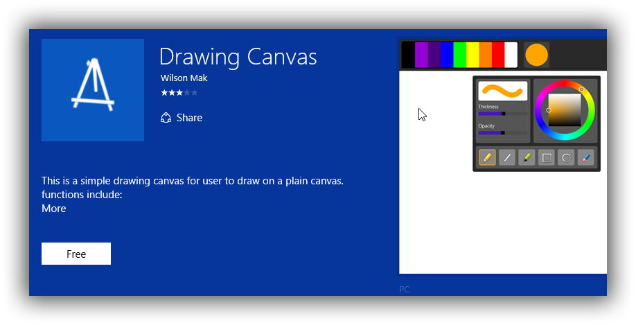 Creative how to draw in windows 10 Sketch software for windows